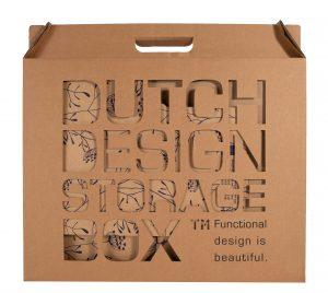 Dutch Design Storage Box Heracleum