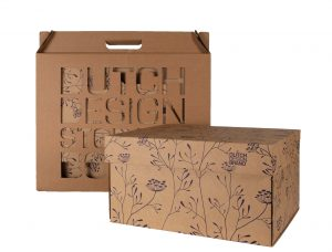 Dutch Design Storage Box Heracleum