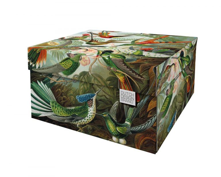 Art of Nature Storage Box