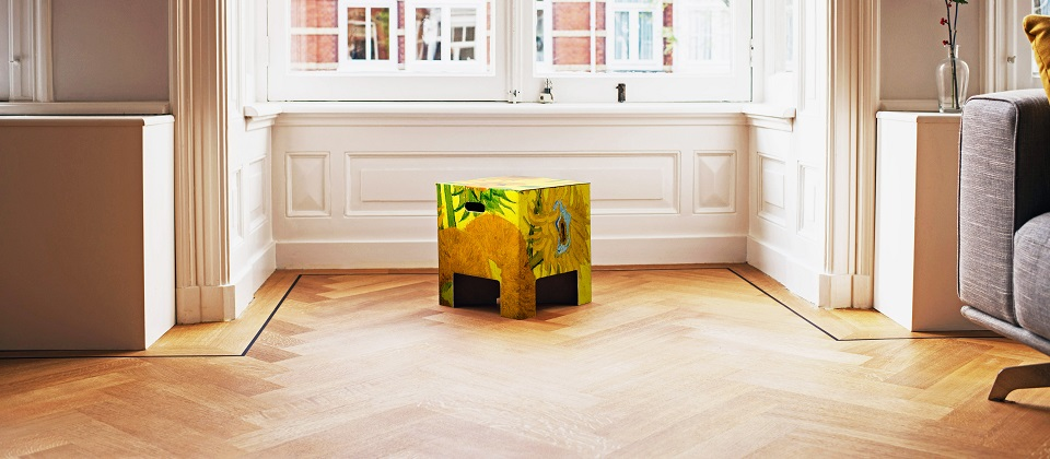 Limited Edition: Van Gogh Sunflowers Chair