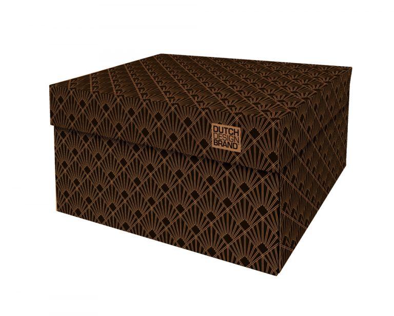 NEW Art Deco Night Sky Storage Box